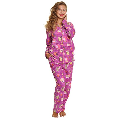 b990b7de8 The Best Fleece Pajamas For Women - See reviews and compare