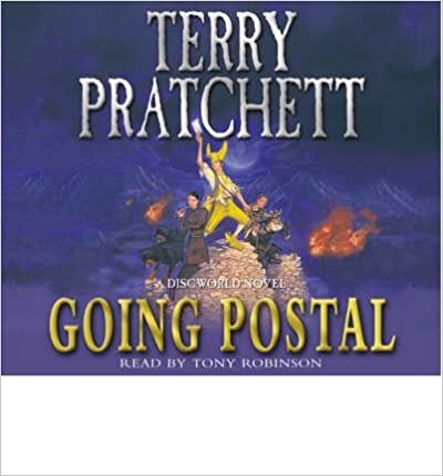 Going Postal Ebook