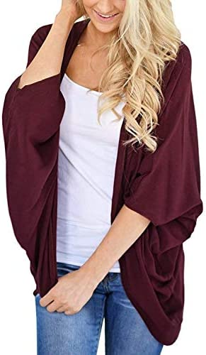 Cardigan Women Solid Colors Sleeve product image