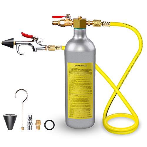 VI-CO A/C Flush Gun Kit Air Conditioner System R134 R12 R22 R410 ()