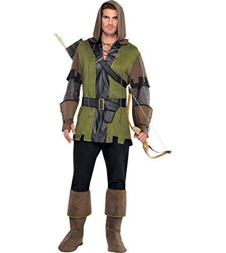 Amscan Standard Adult Prince of Thieves Robin Hood Costume ()