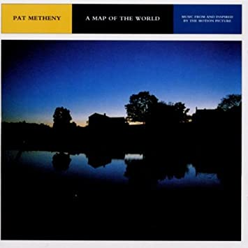 Pat Metheny, Pat Metheny   A Map of the World (1999 Film)   Amazon