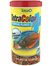 TetraColor PLUS Tropical Flakes with Color Enhancing
