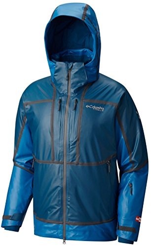 Columbia Men's Titanium Outdry Ex Mogul Omni Heat Insulated Jacket - Titanium Mens Jacket Columbia