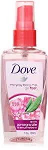 Dove go fresh Revive Body Mist, 3 Ounce (Pack of 3)