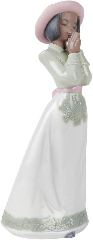 NAO Sunday Best. Porcelain Girl Figure.