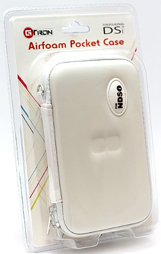 DSi Airfoam Case – White
