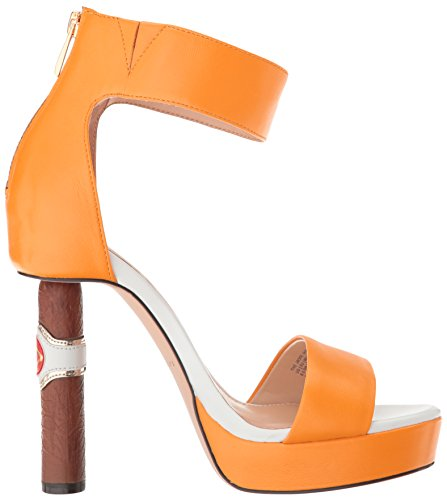 Katy Perry Women's The Jackie Heeled Sandal Sunset n3hwbDWah