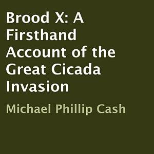 Brood X Audiobook