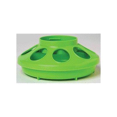 Miller 1 Quart Apple Green Plastic Feeder Base