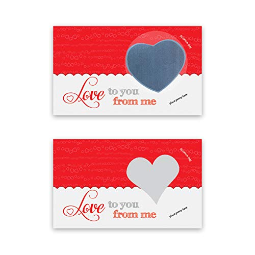 Love Notes Scratch Off Cards - DIY Kit - 25 Pack - My Scratch Offs -