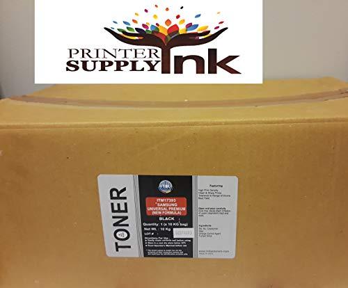 10 Kg Bag Toner - IndianT Prisma Toner Refill Black Universal Bag for use in Samsung Lexmark Dell 10Kg