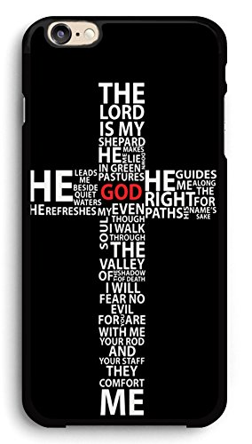 Beautiful Design God Jesus Christ Christian Cross iPhone Case,PC Hard Case for iPhone (7/8)