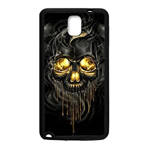 Shiny melting skull Cell Phone Case for Samsung Galaxy Note3