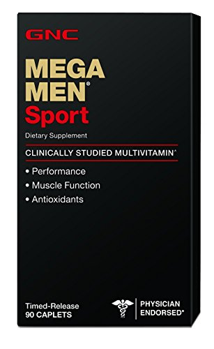 GNC Multivitamin Performance Function General