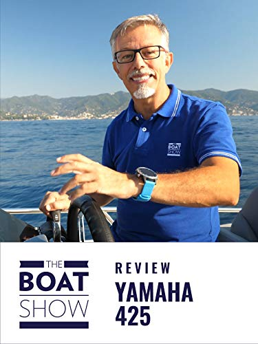 Yamaha 425 - The Boat Show