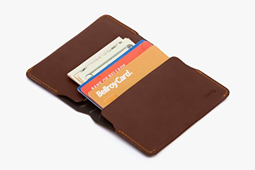 Holder Bellroy Bellroy Leather Cocoa Card Holder Card Cocoa Card Bellroy Leather Leather Cocoa Holder wXw4BAq