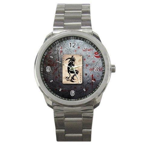 DC+Comics+Watch Products : Joker DC Comics Sport Metal watch Limited Edition
