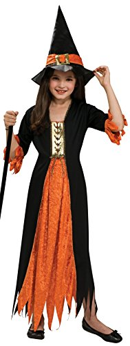 Rubies Child's Gothic Witch Costume, Medium (Harry Potter Dressing Up)