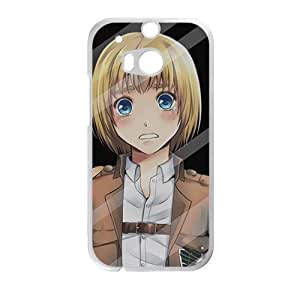 Carly_Sally Creative Cell Phone Case For HTC M8