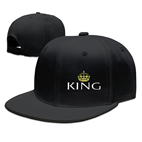 Classy King And Queen Couple Lover Men Baseball Cap Snapbacks Baseball Hats