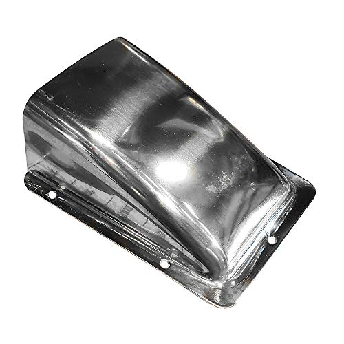 (Sea-Dog Line Clam Shell Vent, stainless steel cowl vent)