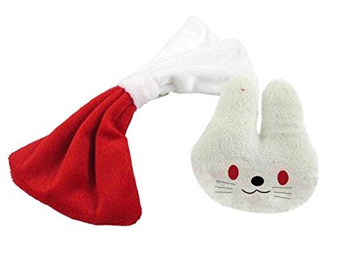 Junko Enoshima Cosplay Costume (Danganronpa Junko Enoshima Monokuma Monomi Hair Clip Gloves Party Hair Cos Cosplay Wig (Hairpin-B))