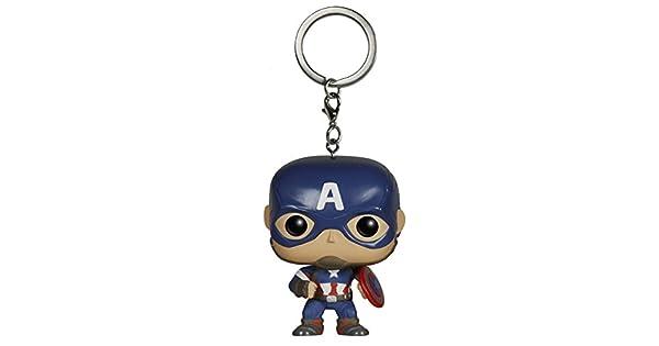 Amazon.com: Funko Pocket POP Llavero: Marvel – Avengers 2 ...