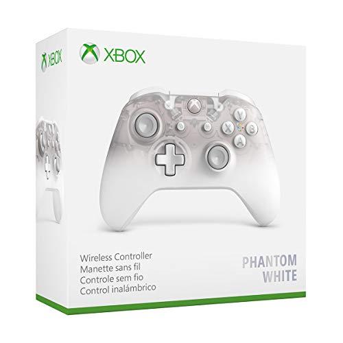 41qcjUbfjxL - Xbox Wireless Controller - Phantom White Special Edition