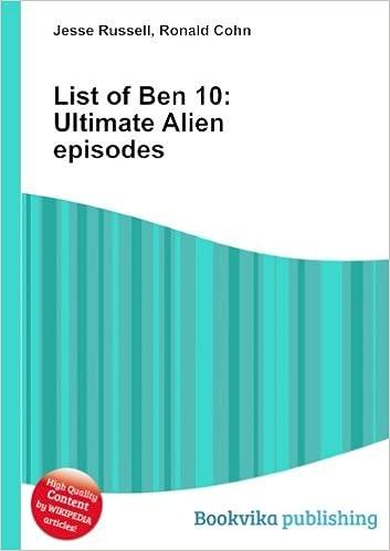 List of Ben 10: Omniverse episodes: Ronald Cohn Jesse