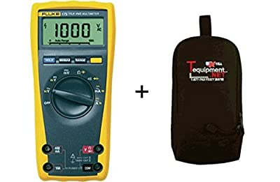 Fluke 175 Advanced Multimeter Kit with Free Case