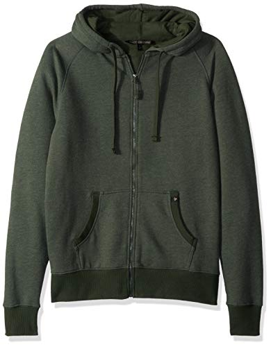Pact Men's Classic Full Zip Hoodie Sweatshirt | Made with Organic Cotton, , X-Large