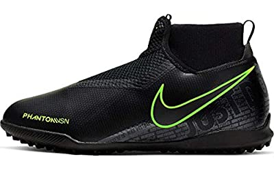 Nike Youth Phantom Vision Academy Direct Fit Turf Soccer Shoe (1.5)