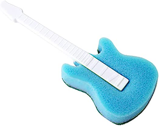Homeofying - Esponja para limpiar la forma de guitarra, estropajo ...