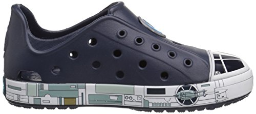 Crocs Bump It Millennium Falcon Fibra sintética Mocasín