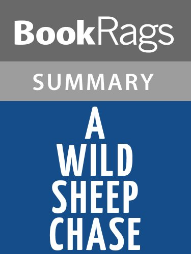 murakami wild sheep chase