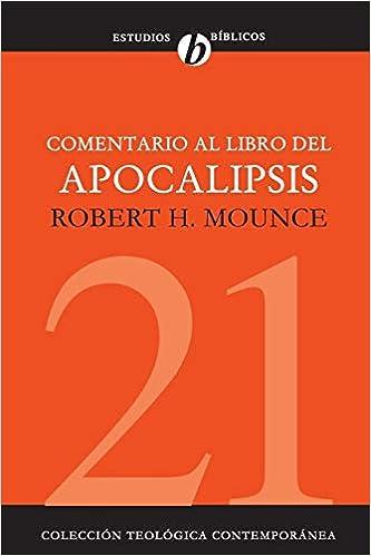 comentario al libro del apocalipsis de robert h mounce pdf