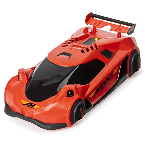 Air Hogs, Zero Gravity Laser, Laser-Guided Real Wall Climber Race Car, Red