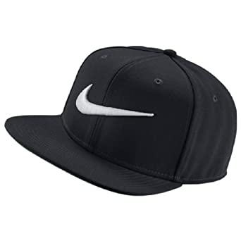 d350ca82 Nike Men's Cap (639534-11_Black_One Size): Amazon.in: Clothing ...
