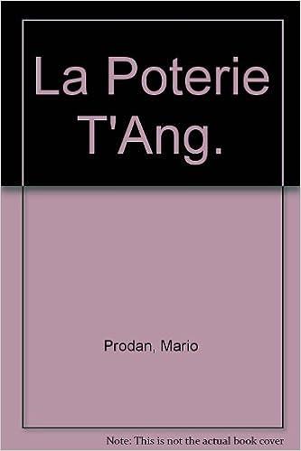 Lire en ligne La Poterie T'ang epub pdf