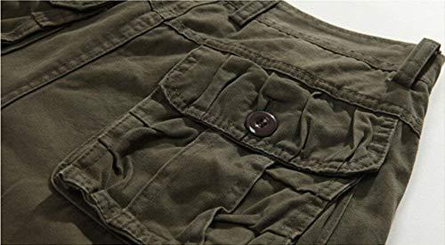 Camouflage De D'été Fête Lannister Poches Cargo Café Garçons Décontracté Pour Homme Pantalon Demi Vêtements Avec Short Fashion OPqEv