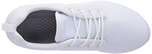L.A. Gear Sunrise - zapatilla deportiva de material sintético mujer blanco - Weiß (Wht-Wht 27)