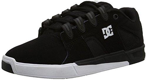 DC Mens Maddo Skate Shoe, Negro, 39 D(M) EU/6 D(M) UK