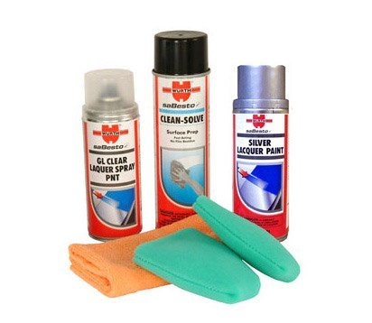 German Wheel Scuff Repair Kit (Wolfgang Finger Pockets compare prices)