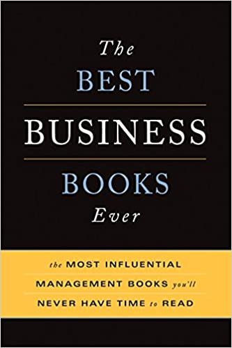 >DJVU> The Best Business Books Ever: The Most Influential Management Books You'll Never Have Time To Read. scheme defects ejercito comedor standard Nombre Senor