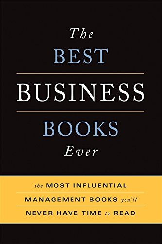 Best Business Books Ever Influential