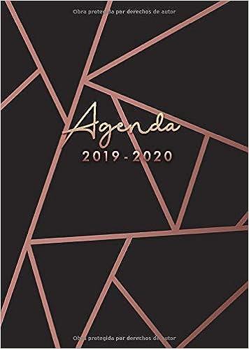 Agenda 2019/2020: Julio 2019 a Diciembre 2020 Agenda 2019 ...