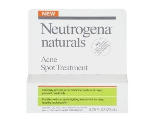 Neutrogena Naturals Acne Spot Treatment 0.75 Fl Oz 22ml