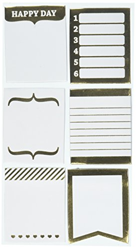 - DCWV Moment Maker Mini Adhesive Notepads