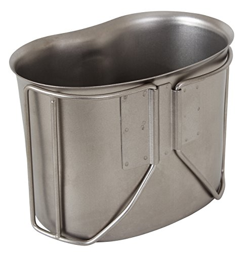 Stainless Steel Surplus (Rothco G.I. Type Stainless Steel Canteen Cup)